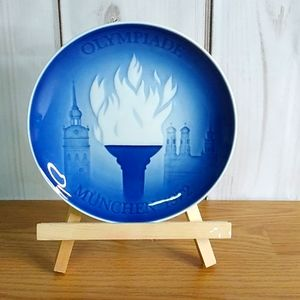 Olympic Games Munich 1972 plate